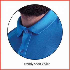 Polos Shirt (Unisex) (Screen print)