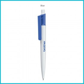Personalised Plastic Pen - Bulk Promotional Pen (Screen print)