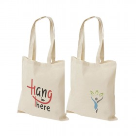 Personalized Cotton Bags (Screen printing - MOQ 10)