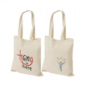 Cotton Bags (Screen printing option for Big Quantity - MOQ 10)