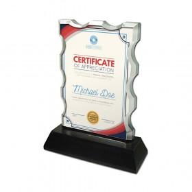 Corporate Crystal Awards