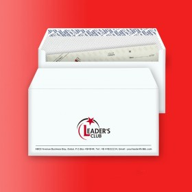 Printing on Standard DL Envelopes