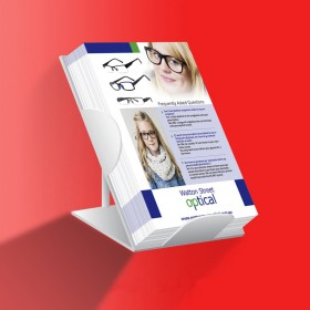 Advertising Flyers - A5 Size (150gsm)