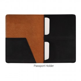Premium Passport Holder & Card Holder (Screen print)