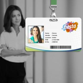 Company ID Cards (Identity Cards PVC Material)
