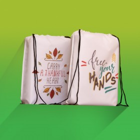 The Novelty bag (Personalized backpack)