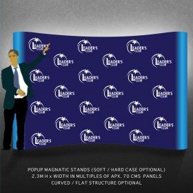 Pop Up Banner (Popup banners for backdrops)
