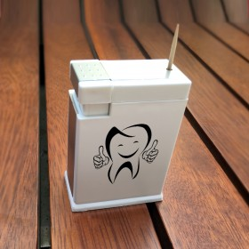 Tooth Pick Dispenser