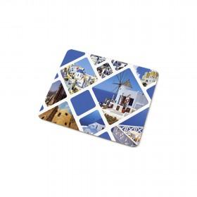 Placemat / Mousepad Hard board 19x23cms Sublimation CMYK - Common Data