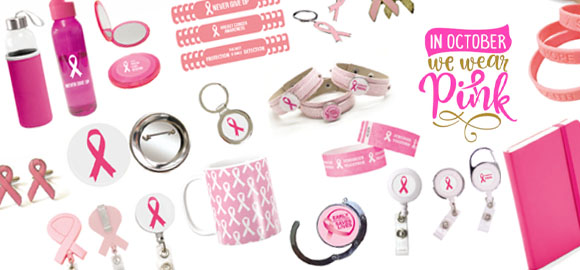 Breast Cancer Awareness Products @ printonline.ae